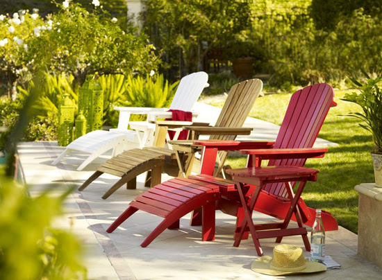 Manja Swanson: 5 Outdoor Living Ideas for Spring and Summer