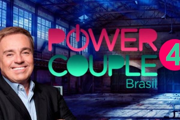 b45a884813 Gugu Liberato adota postura rígida para fazer o circo pegar fogo na estreia  do Power Couple