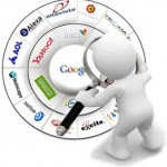 Earn money using search engines