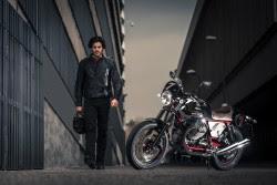 High-res pics of the 2014 Moto Guzzi V7 range