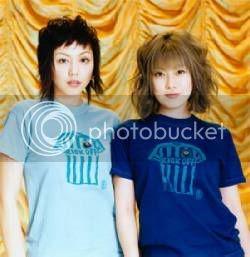 Puffy Amiyumi: photo from http://www.nt2099.com/INTERVIEWS/puffyamiyumi3/page2.html