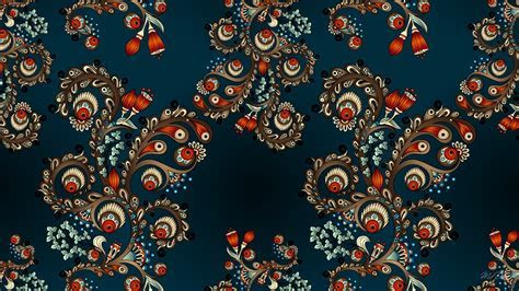 Paisley wallpaper ·? Download free stunning HD wallpapers