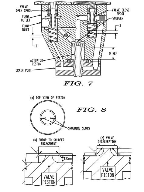 Patent US7204212 - Camless engine hydraulic valve actuated