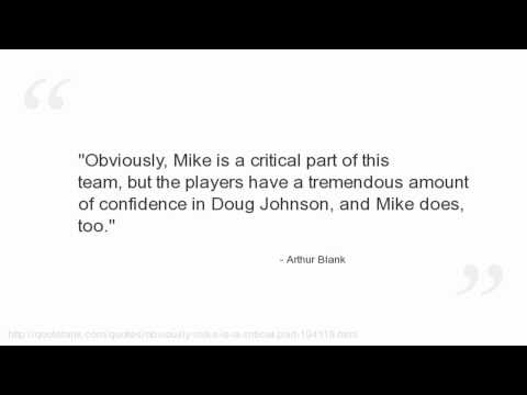 Arthur Blank Quotes - YouTube