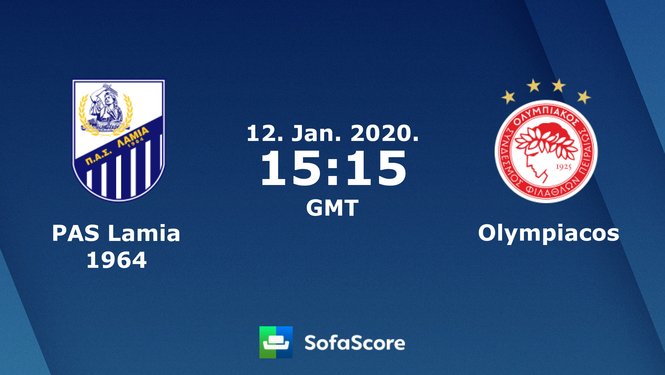 ΛΑΜΙΑ - ΟΛΥΜΠΙΑΚΟΣ    Lamia vs Olympiacos  live streaming
