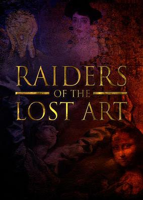 Raiders Of The Lost Art - Season 1