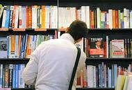 In una libreria