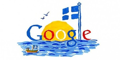 Doodle 4 Google 2013: Η Ελλάδα μου - Τι γράφει ο μικρός Αστέριος Ρέυνικ | School News - Σχολικά Νέα | Scoop.it