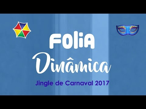 Aprenda a cantar o jingle de Carnaval da Escola Dinâmica