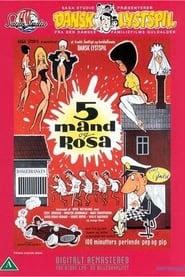 5 mand og Rosa Beeld