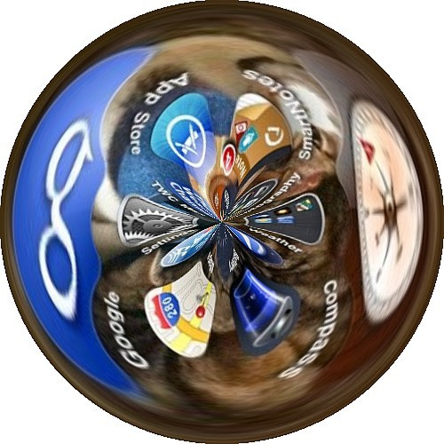 Google apps • swirl
