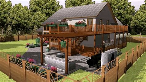 punch software home landscape design premium youtube
