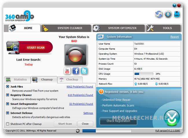 Driver Manager Registration Key Activation Key