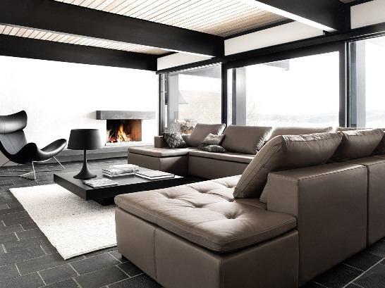 ecologis id e d coration salon salons pur s par boconcept. Black Bedroom Furniture Sets. Home Design Ideas