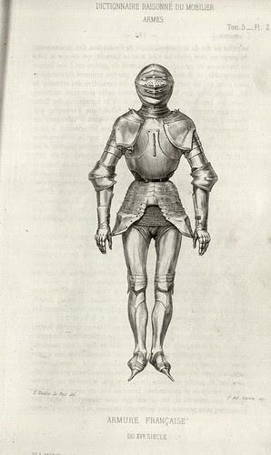 15th century armour