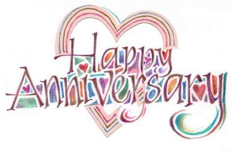 Happy anniversary happy 4th anniversary clipart clipart