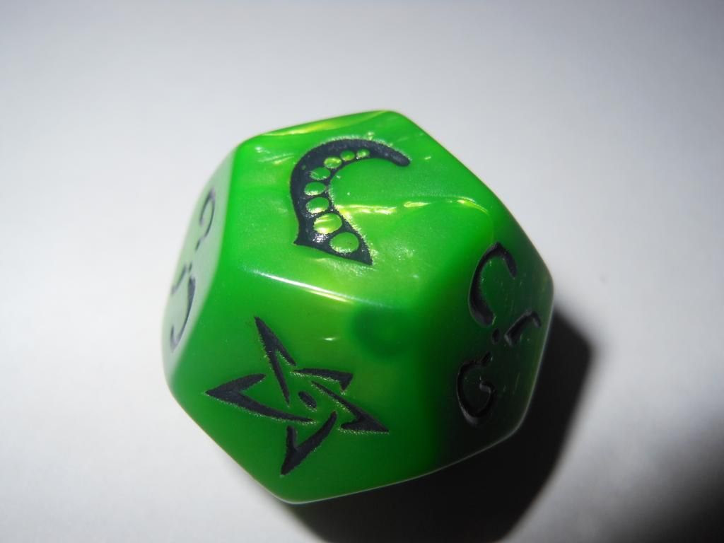 Review - Cthulhu Dice | Always Board, Never Boring