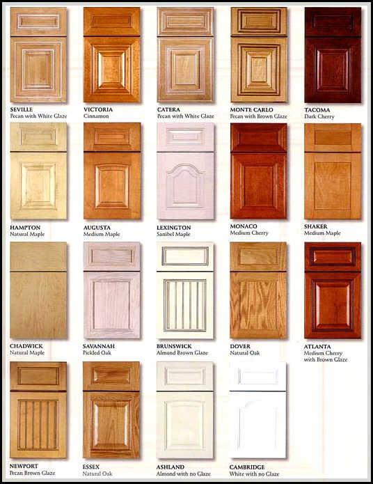 cabinet door styles_1