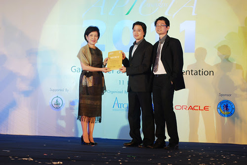 "Joget Workflow is the Merit winner of ""Best of Tools & Infrastructure Application"""