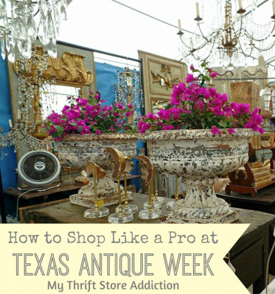 My Thrift Store Addiction ow To Shop Texas Antique Week