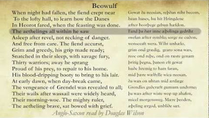 a reading report on beowulf as translated by burton raffel Analysis of beowulf essay examples  beowulfin reading the epic beowulf,  beowulf is an anglo-saxon poem translated by burton raffel.