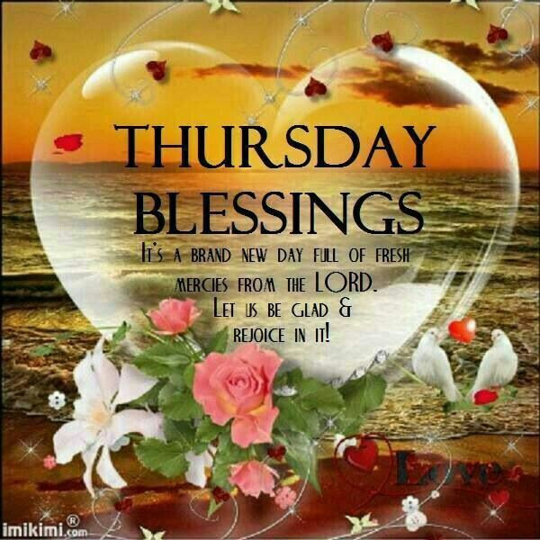 Pretty Thursday Blessings Quote Pictures Photos And Images For