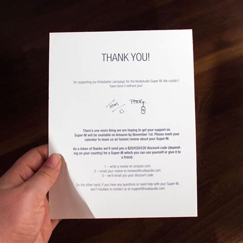 Thank You note   Packaging   Online Orders   Pinterest