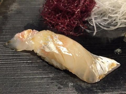 𩶘魚壽司 - 尖沙咀的松