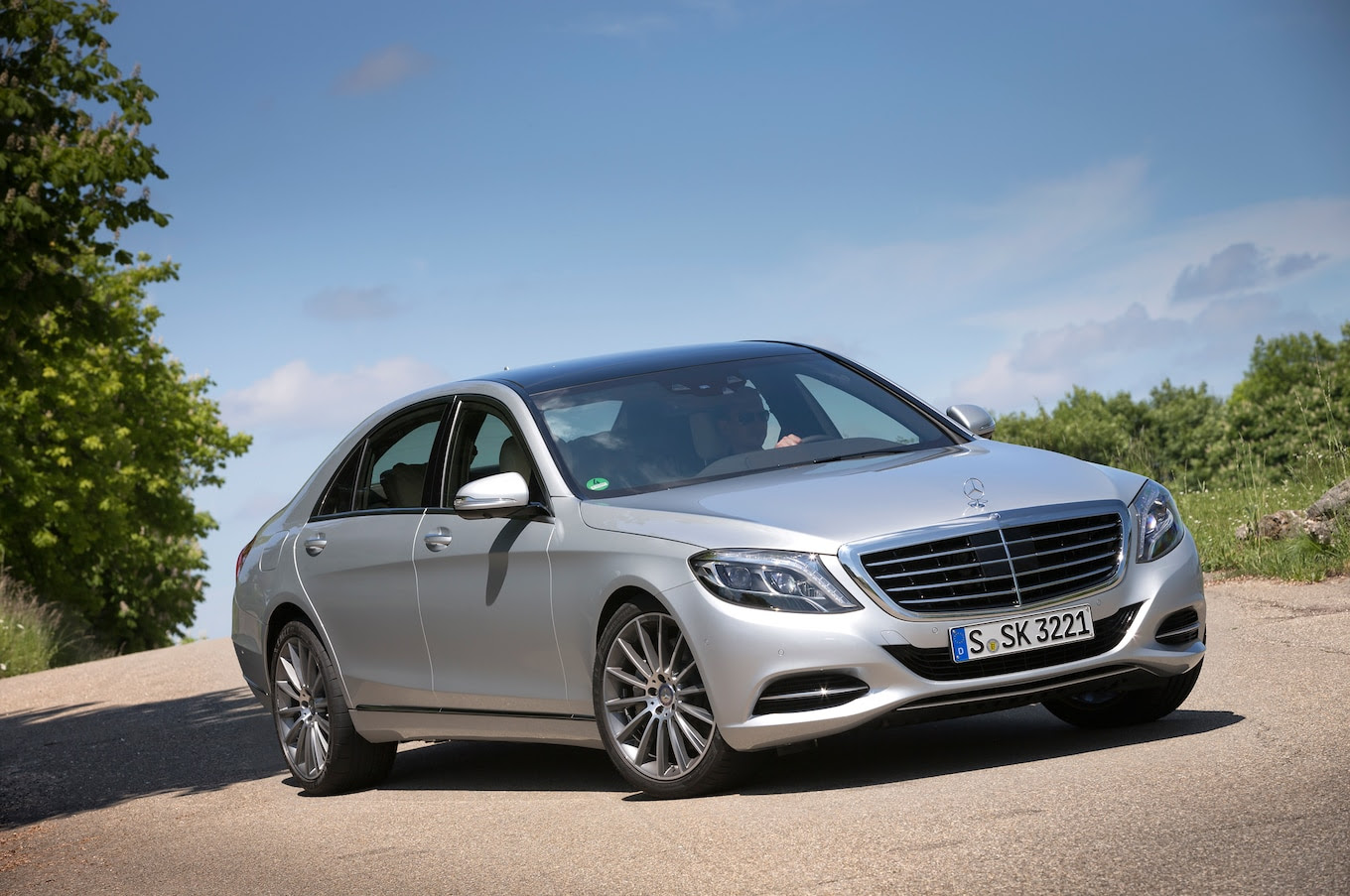 2014 Mercedes-Benz S-Class Reviews and Rating | Motor Trend