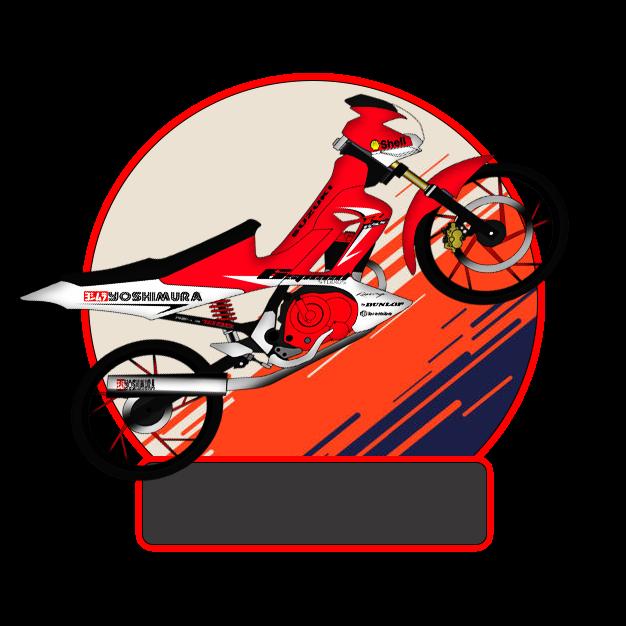 Tạo Logo Xe Biker cực ngầu