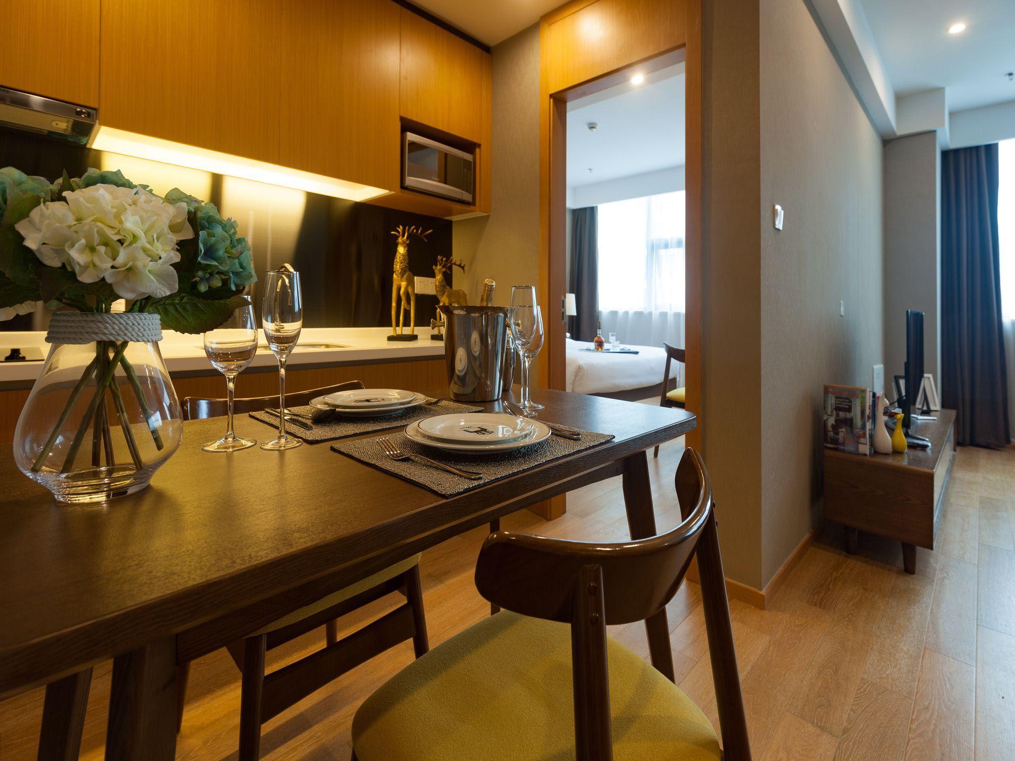 Review Login Serviced Apartment Suzhou