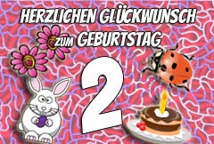 1 Geburtstag Glückwünsche Und Sprüche