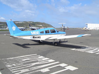Massey University School of Aviation PA28-161