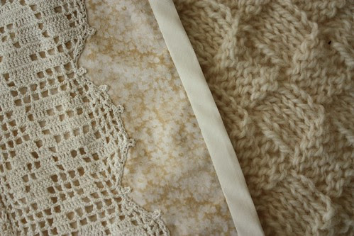 Border without Feather Stitching