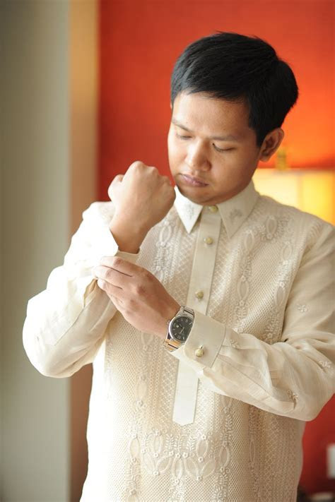 25  best ideas about Barong tagalog on Pinterest