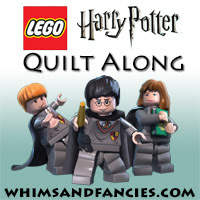 Lego Harry Potter Quilt Along