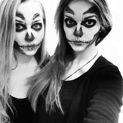 Halloween Party Picture Download Black And White Rr Collections