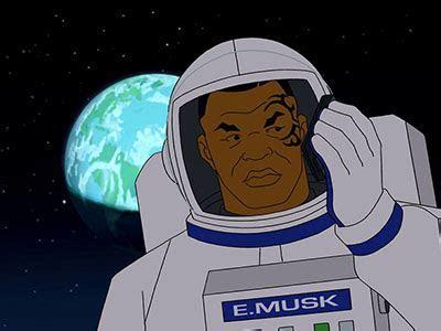 Heavyweight Champion of the Moon, Pt. 3   Mike Tyson
