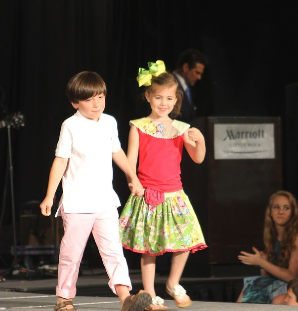 John And Carol Show Easter Seals Fashion Event