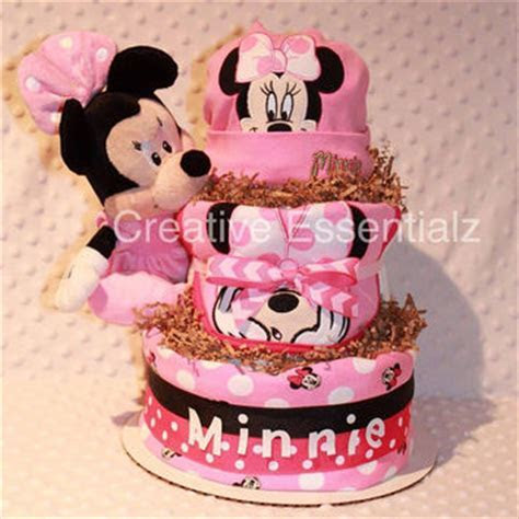 Shop Minnie Mouse Cakes on Wanelo