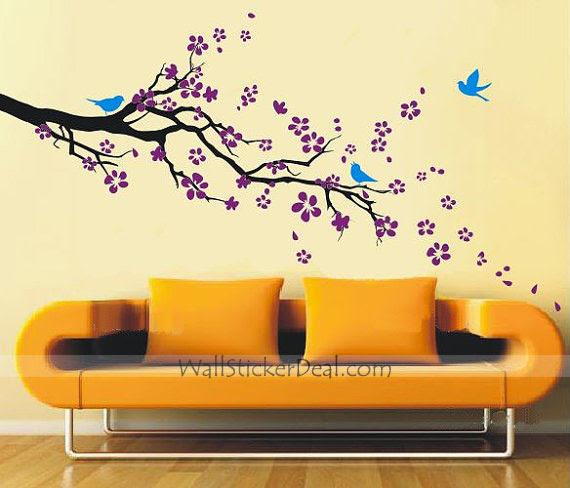 Home Decorating Plum