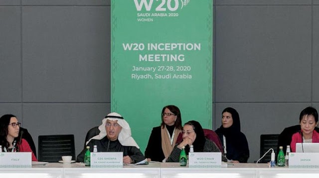 مجموعة العشرين: 4 توصيات لتعزيز دور سيدات الأعمال