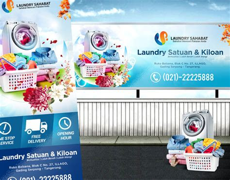 sribu desain banner desain banner  spanduk  laun