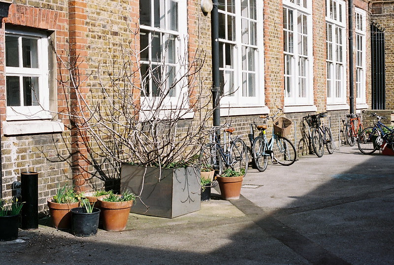 london VII (rochelle canteen)