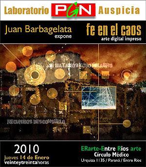 Fe en el caos, de Juan Barbagelata