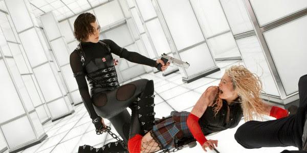 Novas imagens de Resident Evil 5: Retribuição