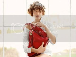 Milla Jovovich Tommy Hilfiger Breast Cancer Campaign