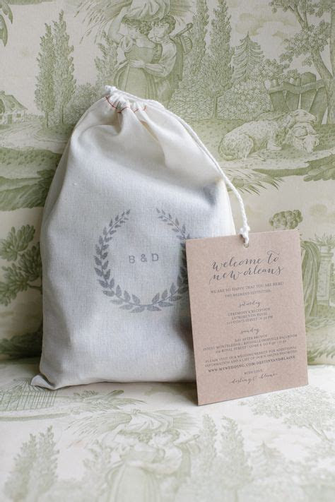 Best 25  Wedding Hotel Bags ideas on Pinterest   Guest
