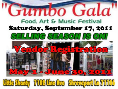 Plan ahead with Little Shanty Art Gallery for a Sat, Sept  17, food, art and music fest  by trudeau