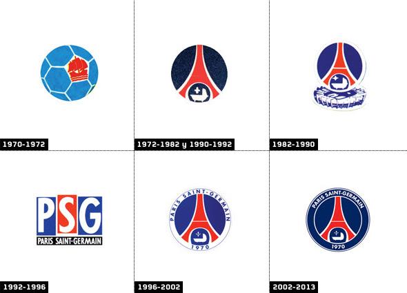 El Equipo De Futbol Paris Saint Germain Fc Redisena Su Marca Brandemia